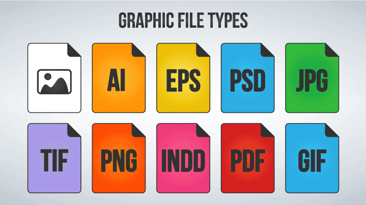 Graphic File Types Guide