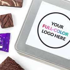 Gift Ideas for Customers - Branded Food Gifts